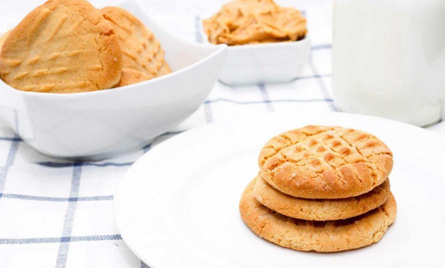 biscuit au beurre d'arachide