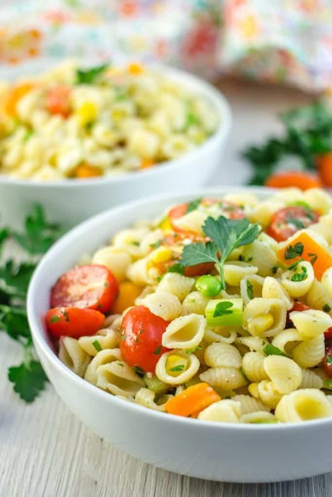 Veggies Pasta Salad