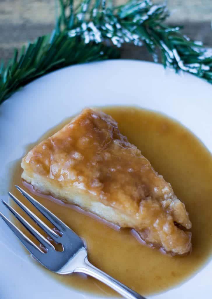 Maple Syrup Cake