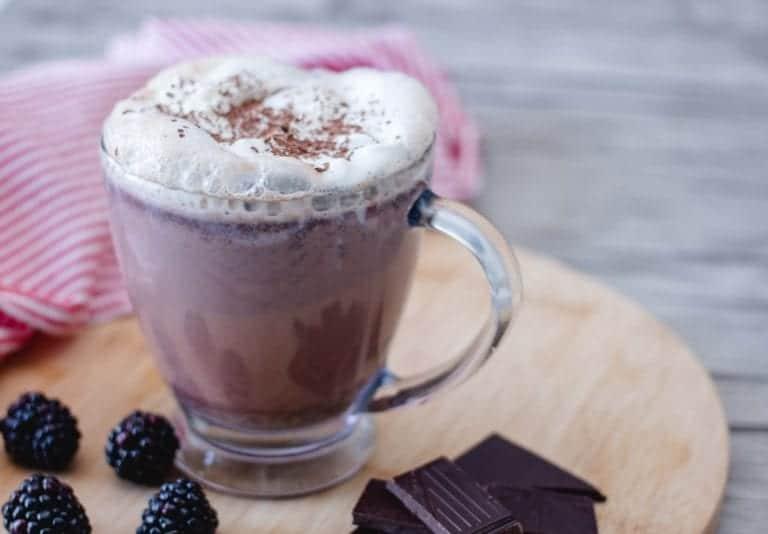 Chocolat Chaud Vegan