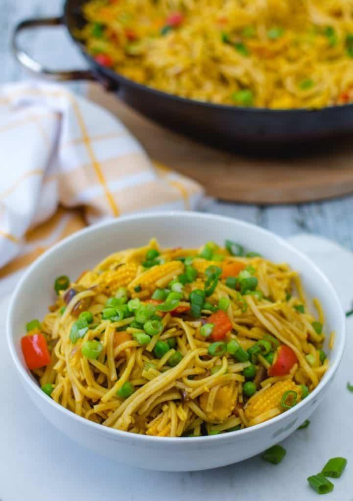 Singapore Style Noodle