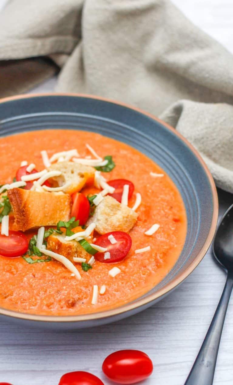 Vegan Cream of Tomato