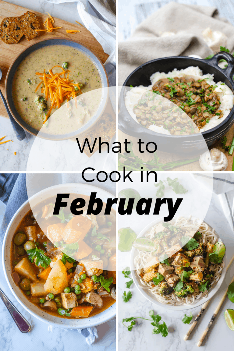 what to cook in February