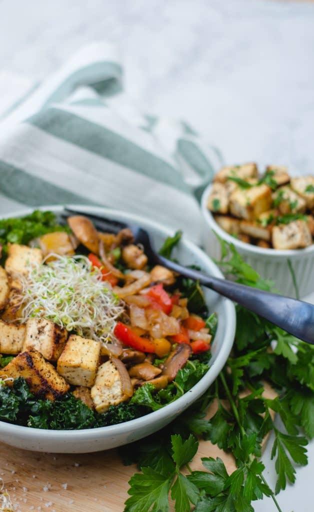 Tofu Power Bowl